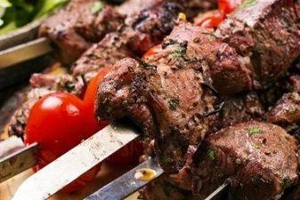 мангал_мясо